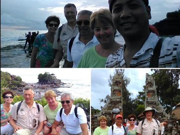 Ubud, Rice terrace and Tanah lot temple tours
