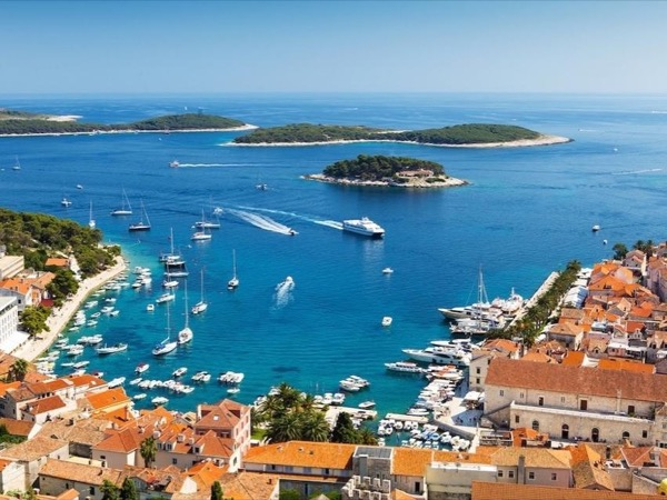Breathtaking Island Hvar - private driver-guided tour (from Split)