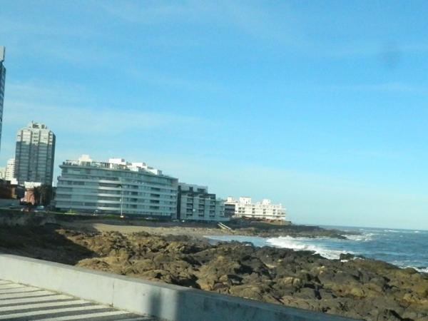 2 cities: Montevideo and Punta del Este (for hotel tourists, cruisers leaving late evening or 1 day visitors)