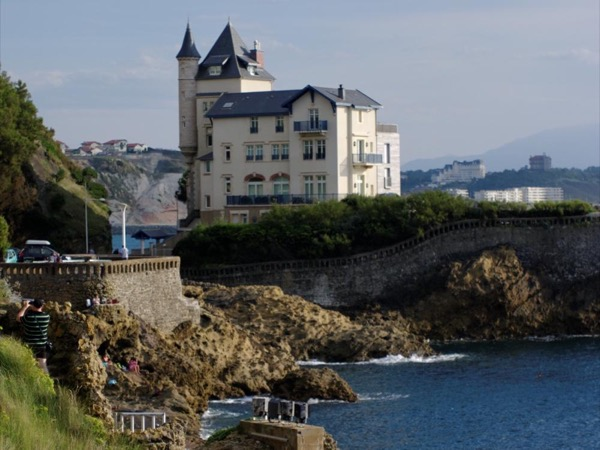 Biarritz & San Sebastian in one day by a Private Guide