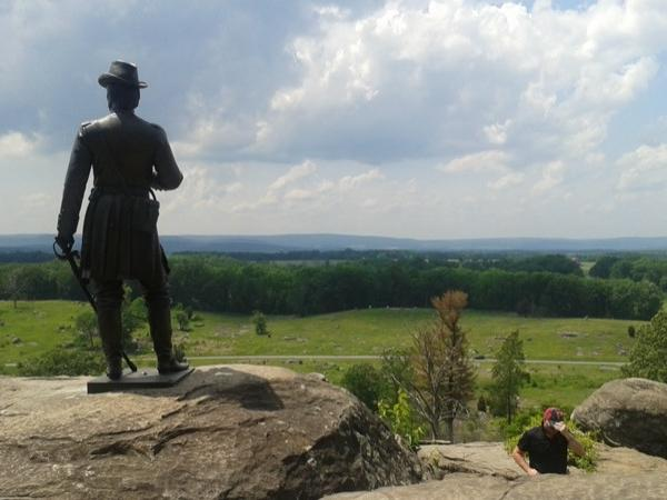 Day Trip to Gettysburg Private Tour