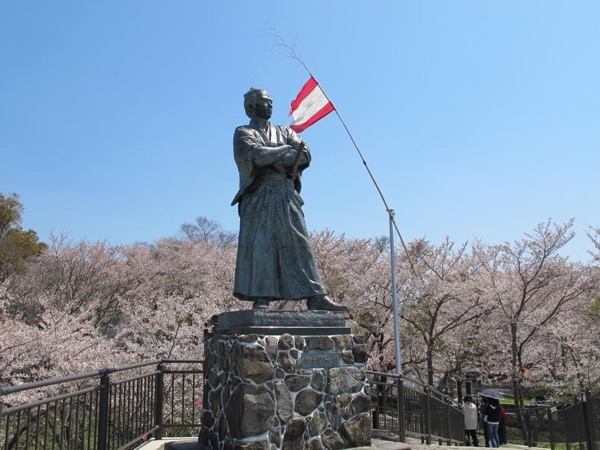 Walking tour from Mt.Kazagashira to Temple row in Nagasaki