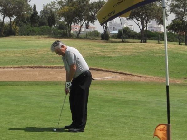 Golf and Ruins excursion from Haifa port