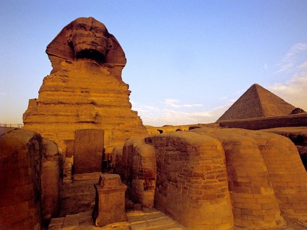 Pyramids, Sphinx, Saqqara and Memphis. A Private Day Tour from Cairo