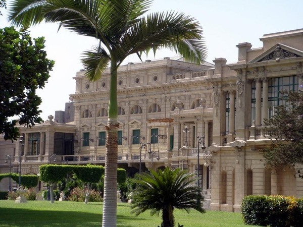 Private Tour to the Royal Abdeen Palace from Cairo