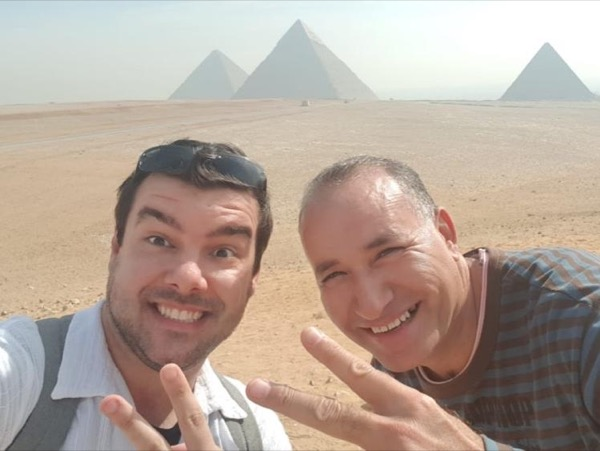 Giza Pyramids Half-Day Private Tour
