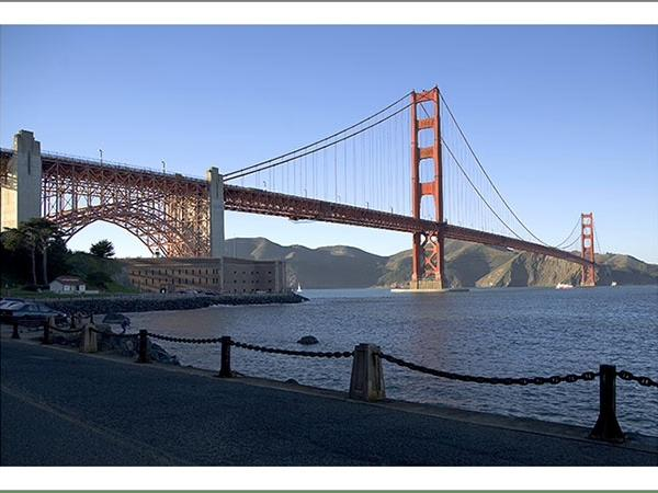 Private Tour - San Francisco, Muir Woods, Sausalito and Marin Headlands - 6.5 hour minivan tour