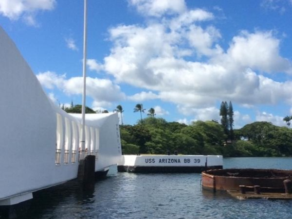 Pearl Harbor Shore Excursion - 4 hours