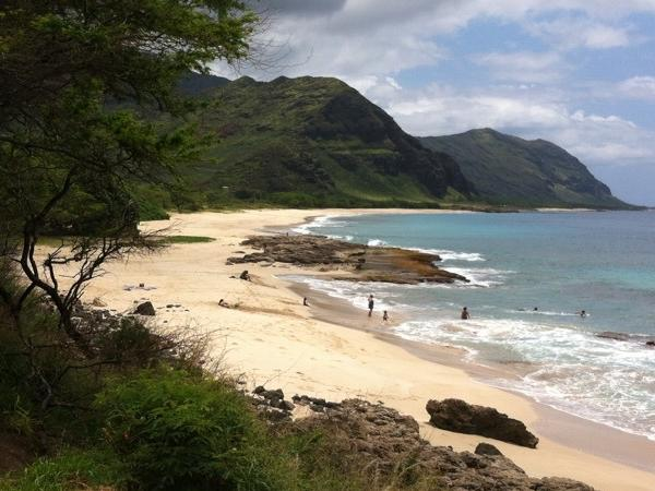 Discover Unspoiled Beaches of Oahu's Leeward Coast