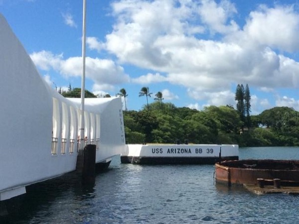 Pearl Harbor with Cruise Ship Transfer