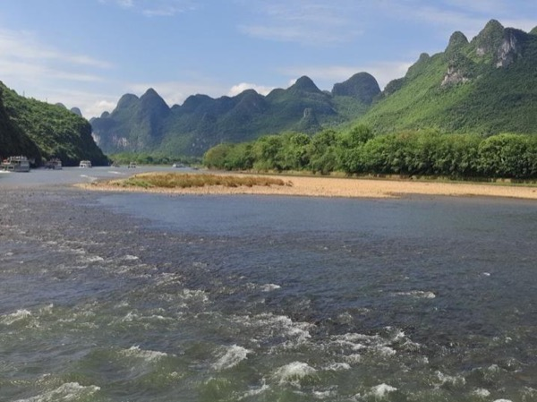 1 day Li River Cruise Relaxing Tour