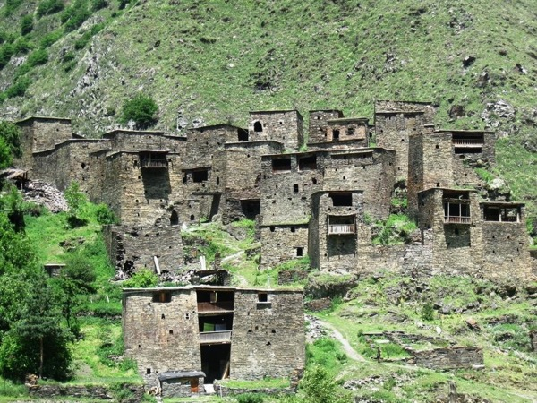 Shatili-Tower-village Private Tour