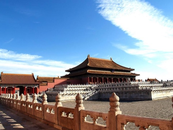 One day private tour of the Forbidden City and the Temple of Heaven