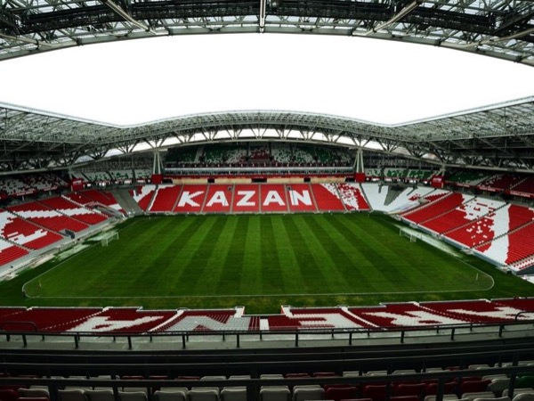 Kazan is a city of sport