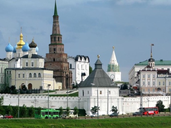 Kazan Kremlin - Private tour