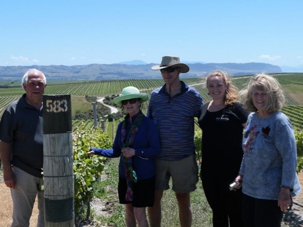 Scenic Tour of the Marlborough Region