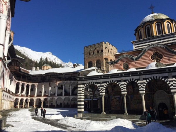 One Day Tour to the Rila Monastery