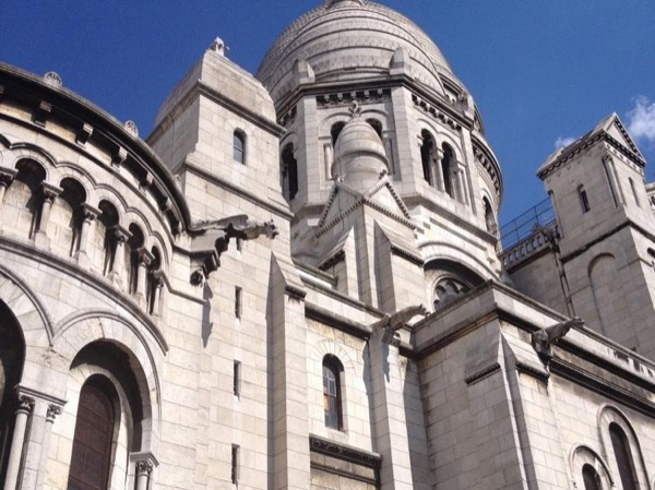 Authentic Sacred Heart and Montmartre... private walking tour