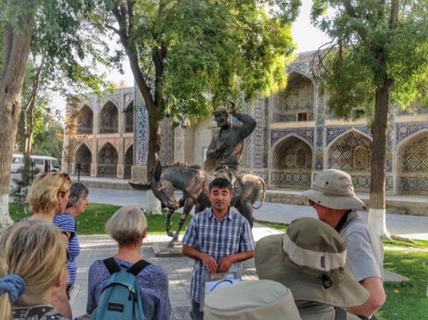 Bukhara Private City Tour.