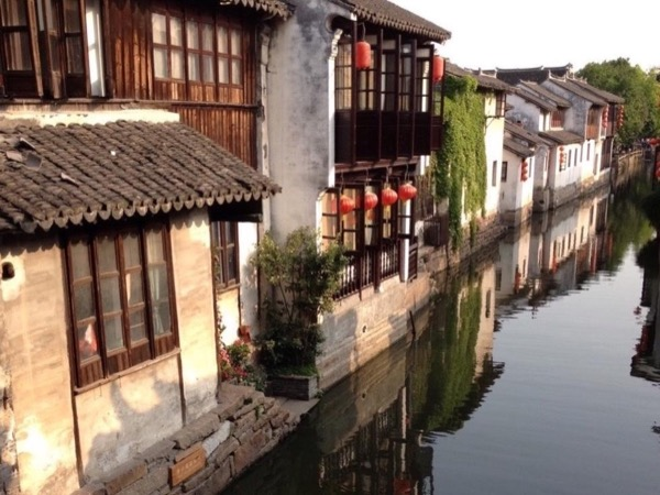 One-day Zhouzhuang Water Village
