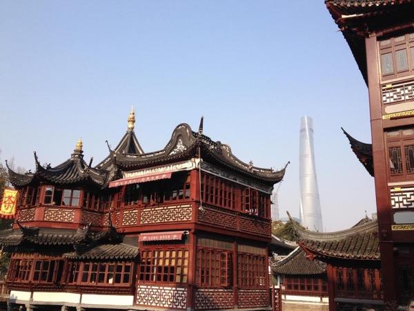 Shanghai Shore Excursion