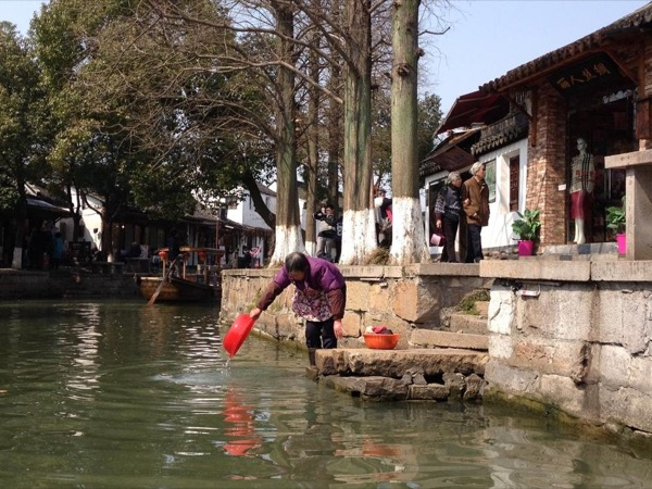 One-day Water Village & City Sightseeing