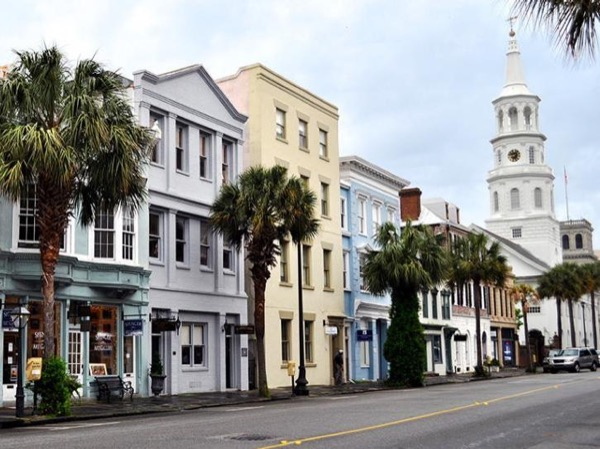 Charleston Historic District private tour