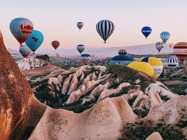 2 days One night Cappadocia tour