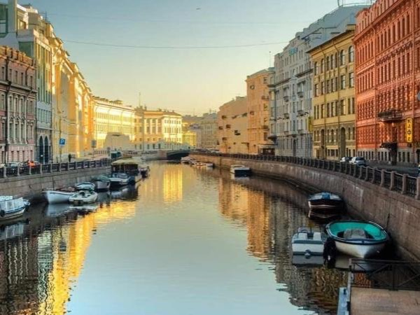 Grand Tour of St. Petersburg for Cruise Passengers