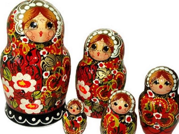 Theatrical, interactive tour «Meet Matryoshka dolls»!