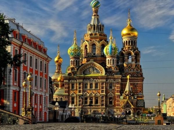 St.Petersburg 2 -days private tour for 2 people