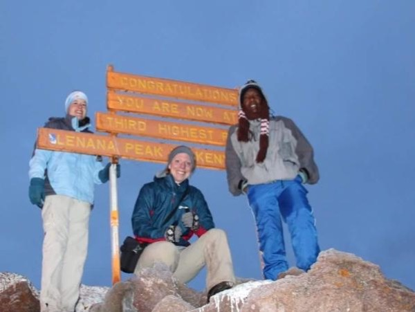 Mt Kenya Mountain Climbing/Hiking