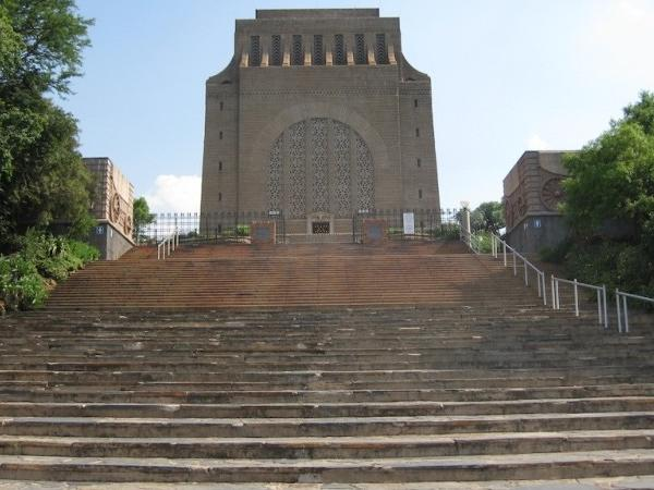 Voortrekker Monument and Pretoria private tour