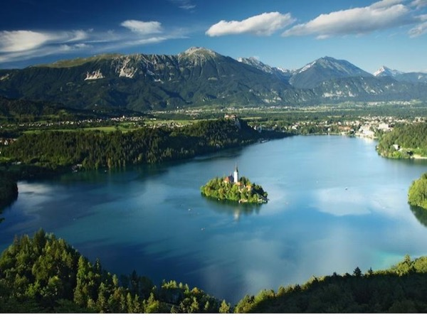 Visit Julian Alps with Bled and Bohinj lakes - private tour
