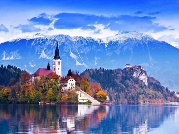 Ljubljana & Bled offshore excursion
