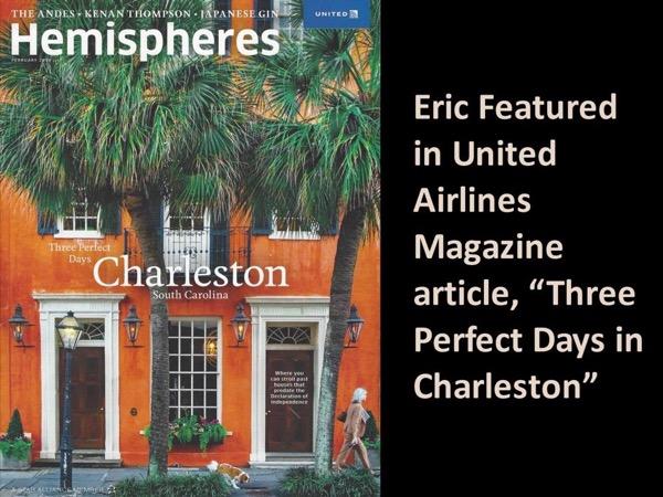 Private Motorized Charleston City Tour