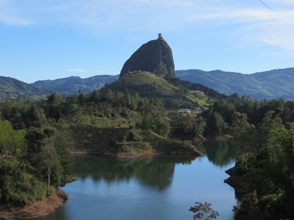 Guatape day tour out of Medellin
