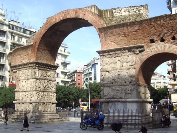 Thessaloniki Shore Excursion (Full-Day)