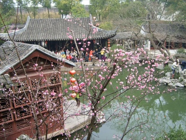 Ancient Town Private Day Excursion from Shanghai