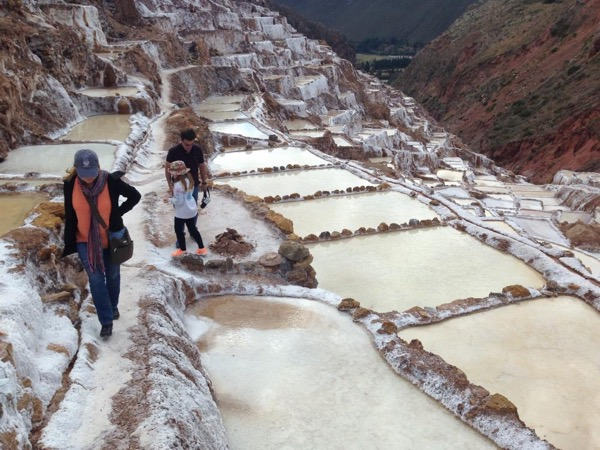 Maras Moray Salt Mines - Full guided tour