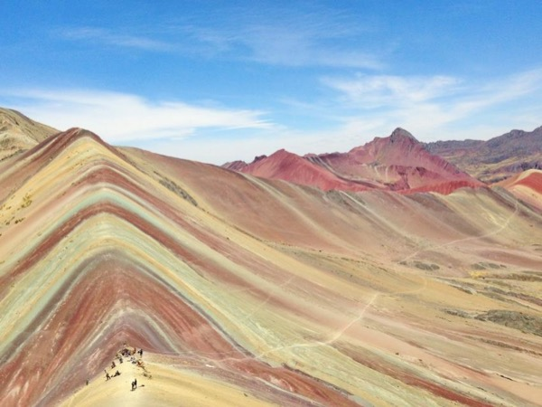 Rainbow Mountain - Vinicunca 1 Day Tour