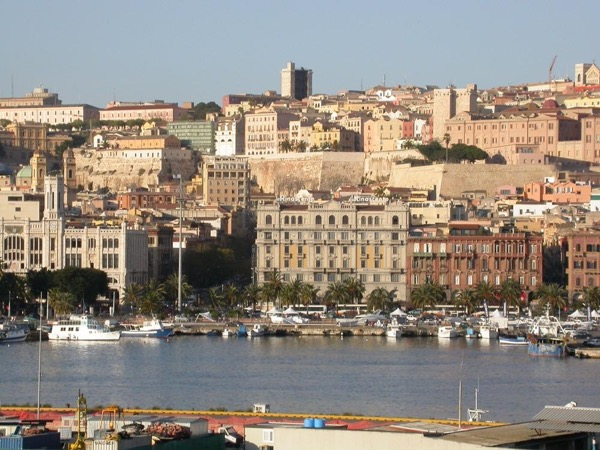 2 Hours - Cagliari for 1st time visitors -