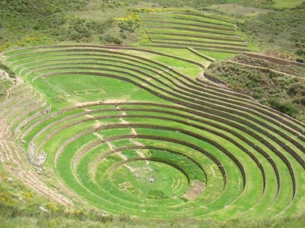 Maras - Moray & Salinas Excursion