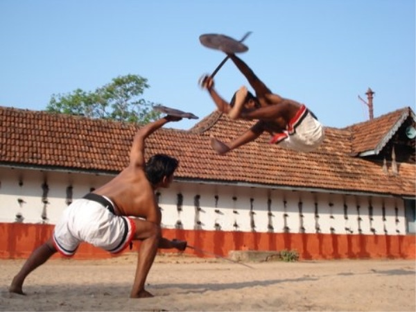 Martial Art Kerala Tour