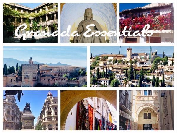 Granada Essentials Day Trip Shore excursion - Private Tour