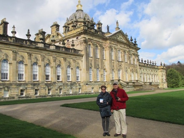 The Stately Homes of Yorkshire
