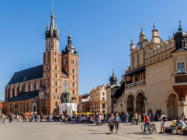 Krakow Private City Tour by car and walk