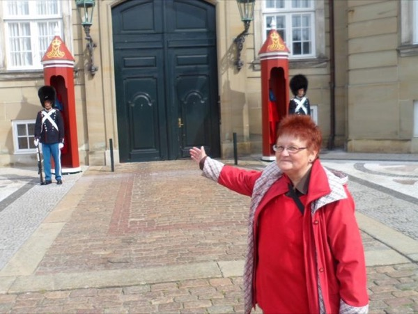 Private Copenhagen Shore Excursion Tour - 4 hour walking tour