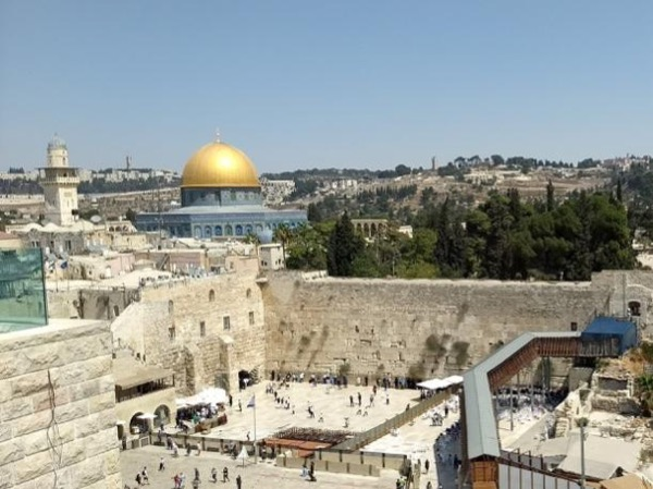 The 'Heavenly' Jerusalem Walking Tour