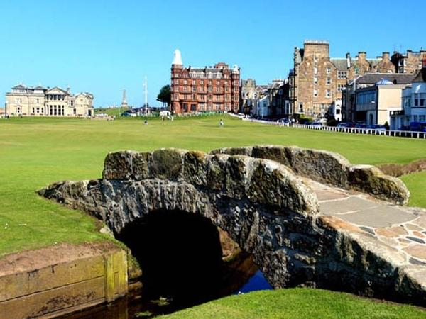 A Customised Private Day Tour to St Andrews, Falkland & The Neuk of Fife from any port or accommodation in Edinburgh